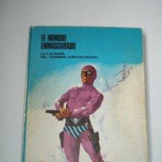 Cómics: LA LEYENDA DEL HOMBRE ENMASCARADO TOMO Nº 0 - BURULAN BUU LAN 1972 - MUY RARO. Lote 104737519