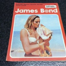 Cómics: JAMES BOND Nº 25 -ED. BURU LAN. Lote 104796375