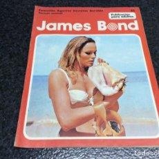 Cómics: JAMES BOND Nº 25 -ED. BURU LAN. Lote 104796375