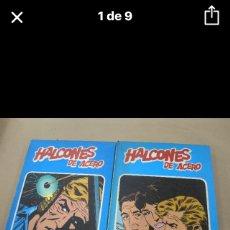 Cómics: HALCONES DE ACERO. Lote 105260578