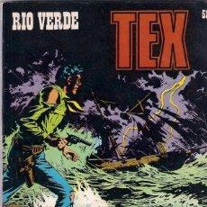 Cómics: TEX. Nº 51. RIO VERDE. Lote 105795387