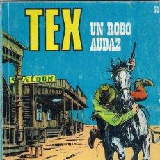 Cómics: TEX. Nº 34. UN ROBO AUDAZ. Lote 105797003