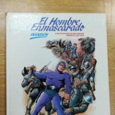 Cómics: EL HOMBRE ENMASCARADO #2 INVASION. Lote 106021367