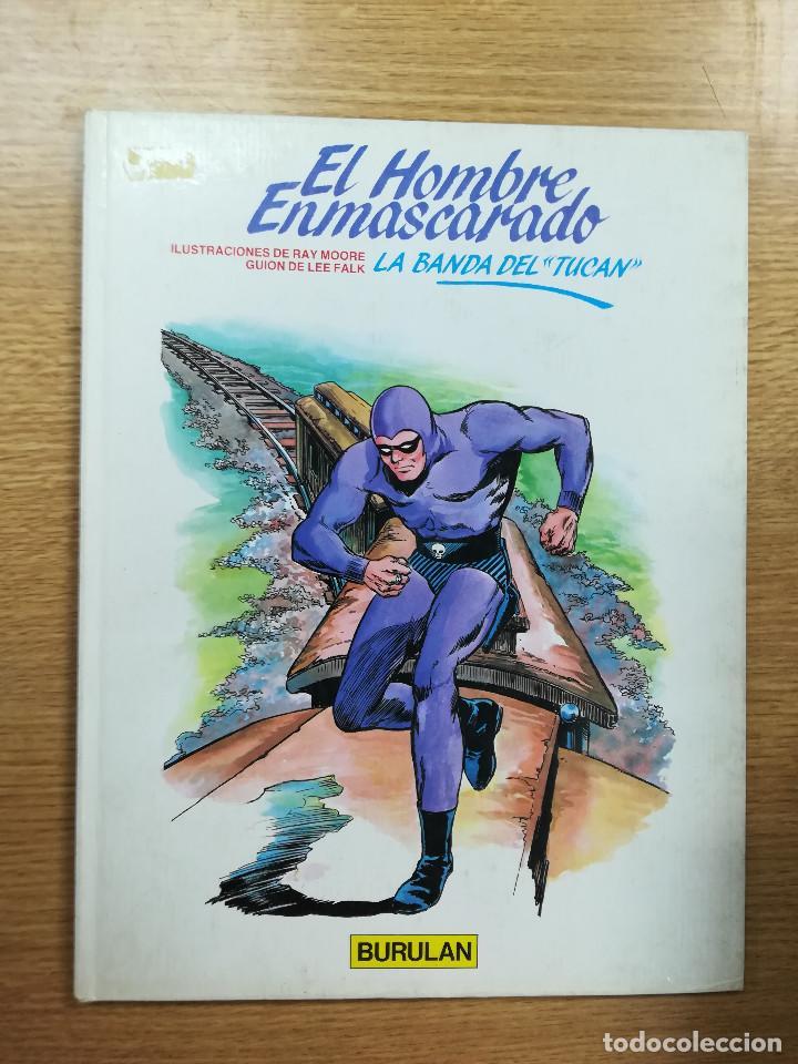 EL HOMBRE ENMASCARADO #14 LA BANDA DEL TUCAN (Tebeos y Comics - Buru-Lan - Hombre Enmascarado)