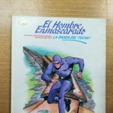Cómics: EL HOMBRE ENMASCARADO #14 LA BANDA DEL TUCAN. Lote 106021499