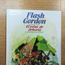 Cómics: FLASH GORDON #7 EL REINO DE ARBORIA. Lote 106021611