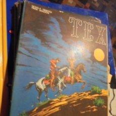 Cómics: TEX Nº 16 - LOS VIGILANTES ( PUMAS GIGANTES ) - BURU LAN 1971 - 1ª ED - MUY BUEN ESTADO. Lote 107657319