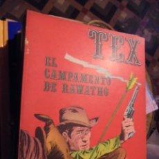 Cómics: TEX - EL CAMPAMENTO DE RAWATHO - Nº 8 - TOTALMENTE NUEVO - 1970. Lote 33555062