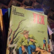 Cómics: TEX - LA VENTISCA - Nº 52 - 1972 - PRACTICAMENTE NUEVO. Lote 33736074