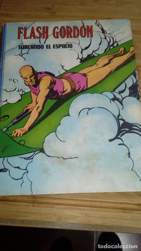 FLASH GORDON Nº 6 (Tebeos y Comics - Buru-Lan - Flash Gordon)