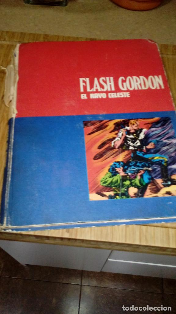 FLASH GORDON Nº 01 (Tebeos y Comics - Buru-Lan - Flash Gordon)