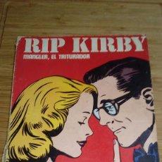 Rip Kirby Nº 2 de tapa blanda