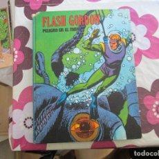 Cómics: FLASH GORDON PELIGRO EN EL MAR TOMO X. Lote 108259591
