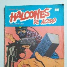 Cómics: COMICS SUPER HEROES: HALCONES DE ACERO Nº 3. Lote 108759139