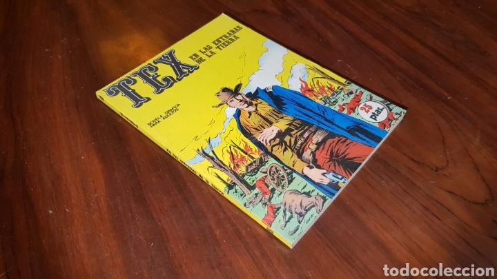 TEX 10 EXCELENTE ESTADO BURU LAN (Tebeos y Comics - Buru-Lan - Tex)