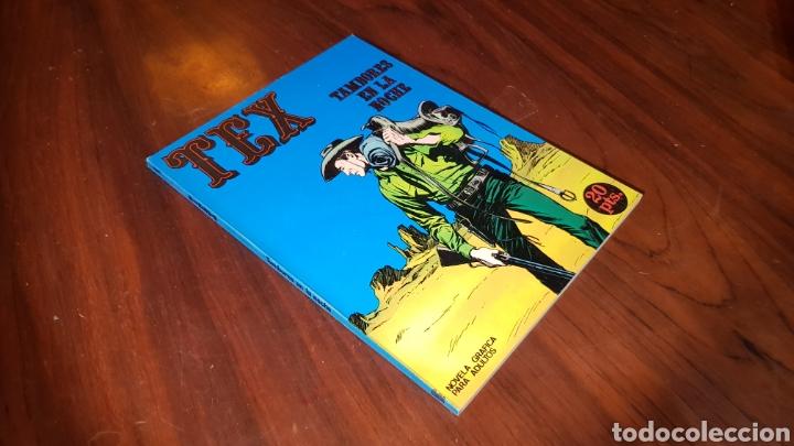 TEX 4 EXCELENTE ESTADO BURU LAN (Tebeos y Comics - Buru-Lan - Tex)