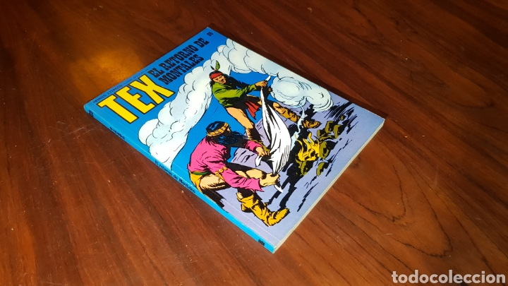 TEX 69 EXCELENTE ESTADO BURU LAN (Tebeos y Comics - Buru-Lan - Tex)