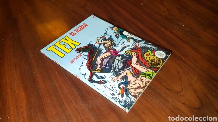 TEX 67 EXCELENTE ESTADO BURU LAN (Tebeos y Comics - Buru-Lan - Tex)