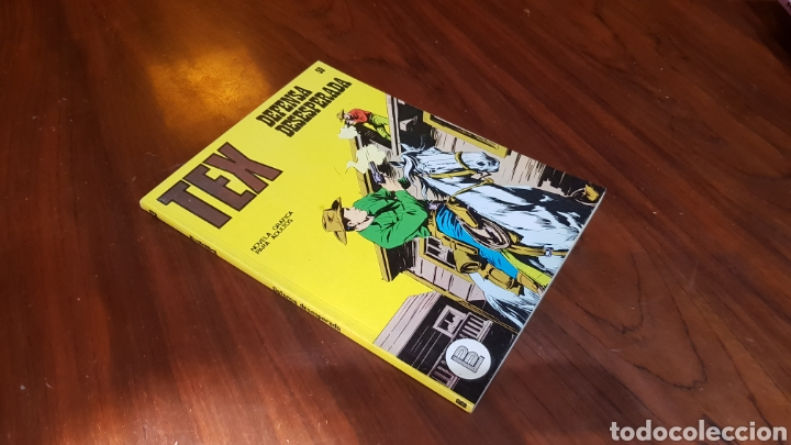 TEX 59 EXCELENTE ESTADO BURU LAN (Tebeos y Comics - Buru-Lan - Tex)