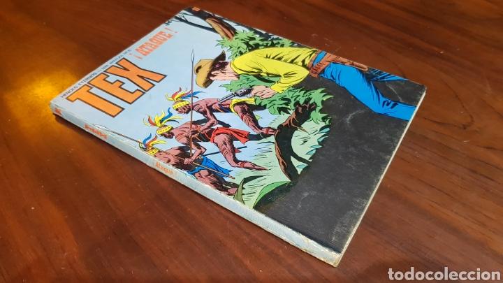 TEX 91 BUEN ESTADO BURU LAN (Tebeos y Comics - Buru-Lan - Tex)