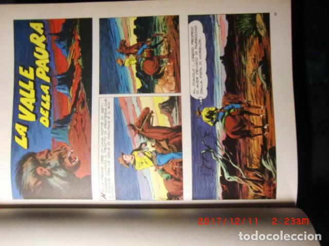 Cómics: libro comic edicion especial-Il mio nome é TEX año 1975 - Foto 5 - 109011911
