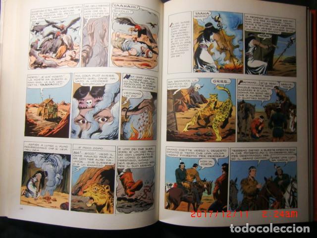 Cómics: libro comic edicion especial-Il mio nome é TEX año 1975 - Foto 6 - 109011911