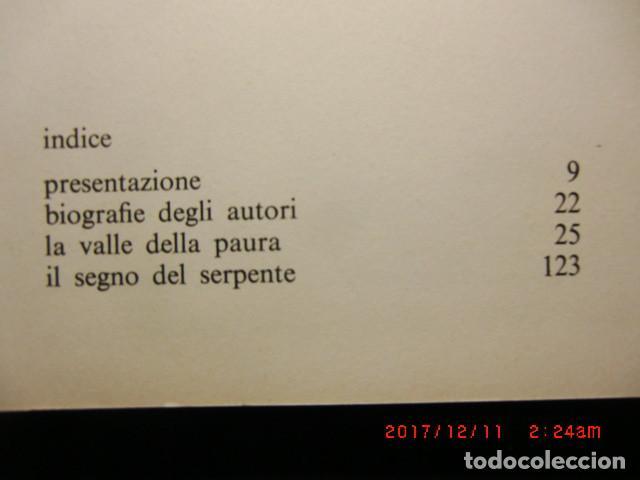 Cómics: libro comic edicion especial-Il mio nome é TEX año 1975 - Foto 9 - 109011911