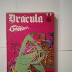 Cómics: DRACULA - BURU LAN - TOMO 3 - COMPLETO - BUEN ESTADO - GORBAUD. Lote 109039031