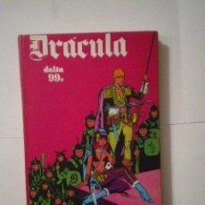 Cómics: DRACULA - BURU LAN - TOMO 4 - COMPLETO -MUY BUEN ESTADO - GORBAUD. Lote 109039571