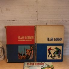Cómics: 3 TOMOS FLASH GORDON DE BURU LAN. Lote 109079263