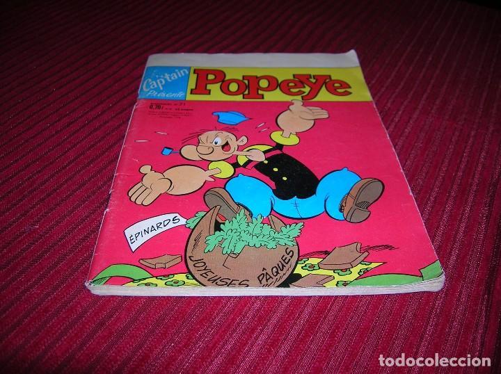 COMIC POPEYE Nº 71 EN FRANCÉS,AÑO 1969 (Tebeos y Comics - Buru-Lan - Popeye)