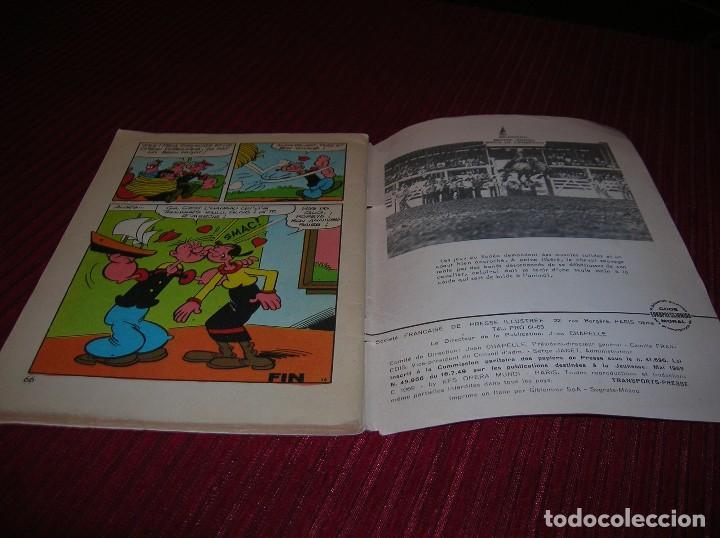 Cómics: Comic Popeye nº 71 en francés,año 1969 - Foto 4 - 109281687