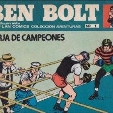 Cómics: BEN BOLT. 12 TOMOS. COMPLETA. Lote 109099879