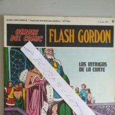 Cómics: - HEROES DEL COMIC - FLASH GORDON Nº 4 - 4 JUNIO DEL 1971 -. Lote 110106611