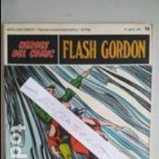 Cómics: - HEROES DEL COMIC - FLASH GORDON Nº 16 - 27 DE AGOSTO DEL 1971 -. Lote 110107271