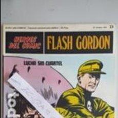 Cómics: - HEROES DEL COMIC - FLASH GORDON Nº 23 - 15 DE OCTUBRE DEL 1971 -. Lote 110107703