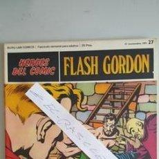 Cómics: - HEROES DEL COMIC - FLASH GORDON Nº 27 - 12 NOVIEMBRE DEL 1971 -. Lote 110107883