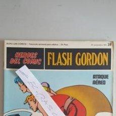 Cómics: - HEROES DEL COMIC - FLASH GORDON Nº 28 - 19 NOVIEMBRE DEL 1971 -. Lote 110107947