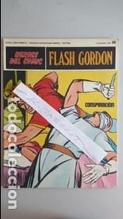 - HEROES DEL COMIC - FLASH GORDON Nº 30 - 3 DE DICIEMBRE DEL 1971 - (Tebeos y Comics - Buru-Lan - Flash Gordon)