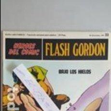 Cómics: - HEROES DEL COMIC - FLASH GORDON Nº 33 - 24 DICIEMBRE DEL 1971 -. Lote 110108315