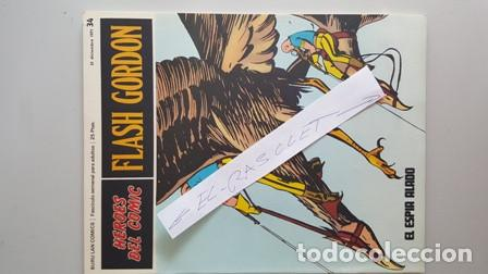 - HEROES DEL COMIC - FLASH GORDON Nº 34 - 31 DICIEMBRE DEL 1971 - (Tebeos y Comics - Buru-Lan - Flash Gordon)