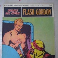 Cómics: BURU LAN: HEROES DEL COMIC FLASH GORDON NUM. 016. BUEN ESTADO ( EDITORIAL BURULAN ). Lote 110151339