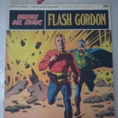 Cómics: BURU LAN: HEROES DEL COMIC FLASH GORDON NUM. 019. BUEN ESTADO ( EDITORIAL BURULAN ). Lote 110151451