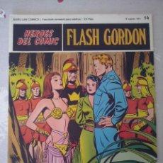 Cómics: BURU LAN: HEROES DEL COMIC: FLASH GORDON NUM. 14. MUY BUEN ESTADO ( EDITORIAL BURULAN ). Lote 110151731