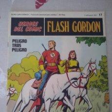 Cómics: BURU LAN: HEROES DEL COMIC FLASH GORDON NUM. 17. MUY BUEN ESTADO ( EDITORIAL BURULAN ). Lote 110151939