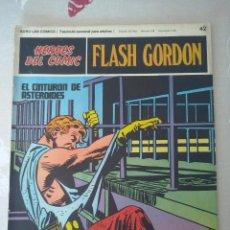 Cómics: BURU LAN: HEROES DEL COMIC FLASH GORDON NUM. 42. MUYY BUEN ESTADO ( EDITORIAL BURULAN ). Lote 110152719
