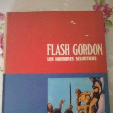 Cómics: BURU LAN: HEROES DEL COMIC FLASH GORDON TOMO NUM.02.BUEN ESTADO.LOS HOMBRES SELVATICOS .N.011 AL 020. Lote 110153395