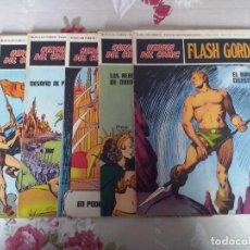 Cómics: BURU LAN: HEROES DEL COMIC FLASH GORDON 1º SERIE COMPLETA NUM. 01 AL 020 . BUEN ESTADO. Lote 110614643