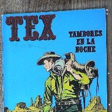 Cómics: TAMBORES EN LA NOCHE (TEX 4). Lote 111332951