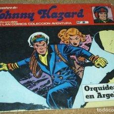 Cómics: JOHNNY HAZARD Nº 2 - BURU LAN 1973. Lote 111408659